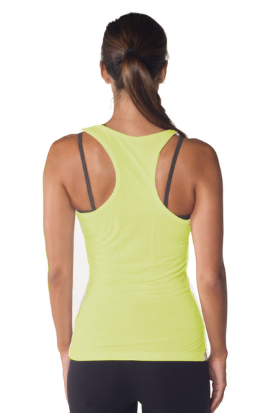 Eco Racerback Tank - Intouch Clothing - 12
