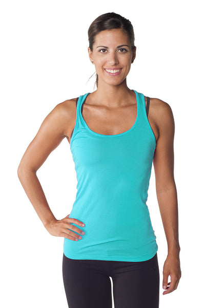 Eco Racerback Tank - Intouch Clothing - 14