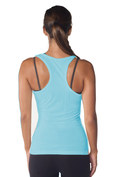 Eco Racerback Tank - Intouch Clothing - 15