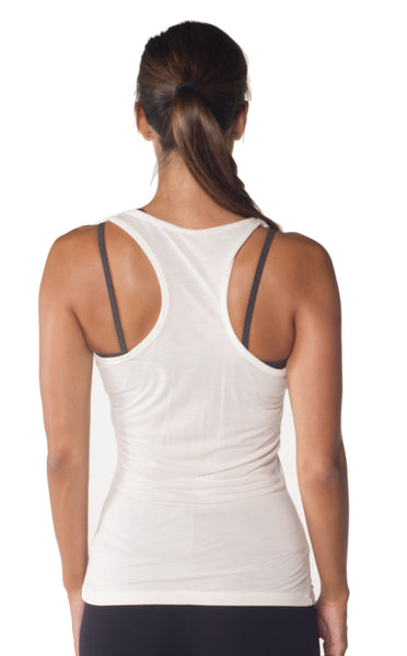 Eco Racerback Tank - Intouch Clothing - 9