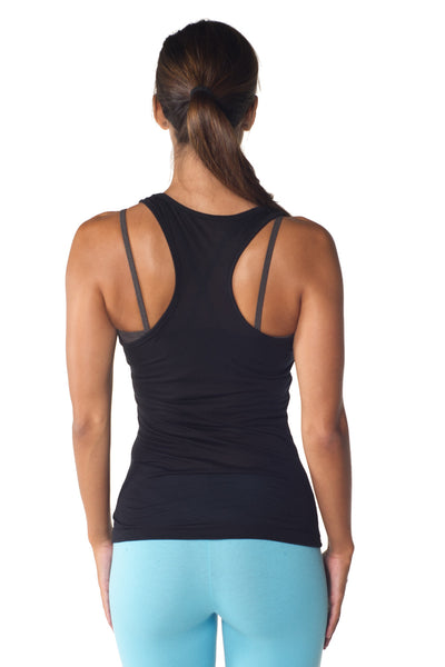 Eco Racerback Tank - Intouch Clothing - 6