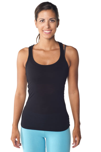 Eco Racerback Tank - Intouch Clothing - 5