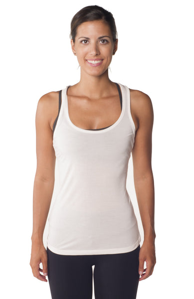 Eco Racerback Tank - Intouch Clothing - 8
