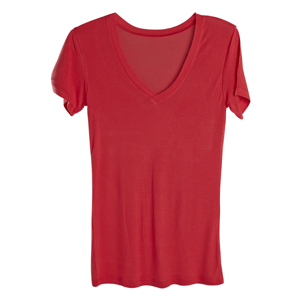 Eco V-Neck Tee - Intouch Clothing - 4