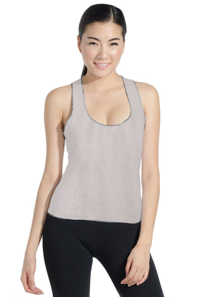 Stretch Tank with Built in Bra