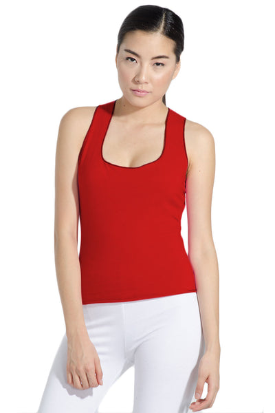 Stretch Tech Racerback Yoga Tank
