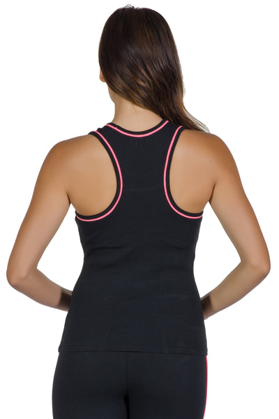 Contrast Sport Tank Top - Intouch Clothing - 5