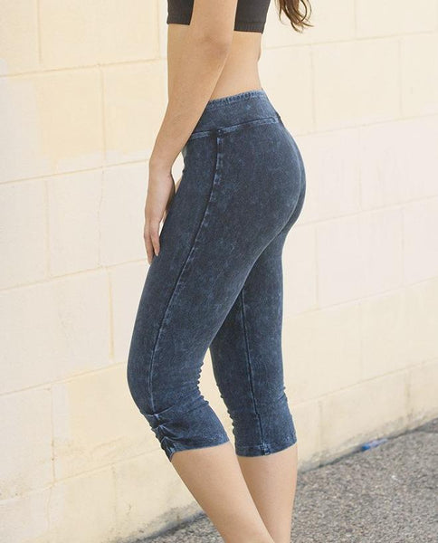 Tacked Fashion Legging - Intouch Clothing - 9