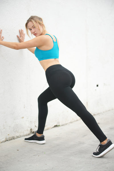 High Waist Contour Legging