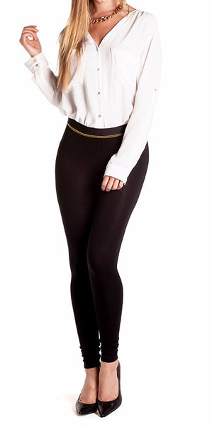 Onyx Bamboo Legging - Intouch Clothing - 3