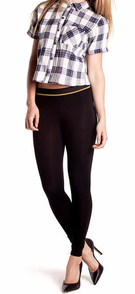 Onyx Bamboo Legging - Intouch Clothing - 2