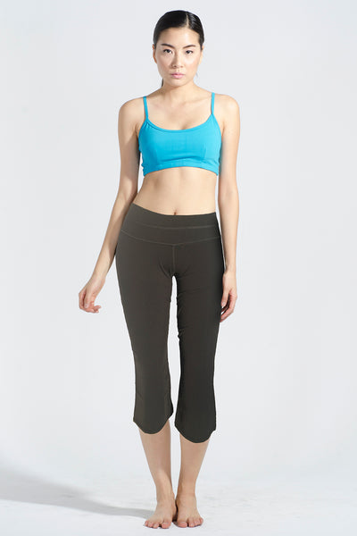Ultimate Sport Hidden Pocket Capri
