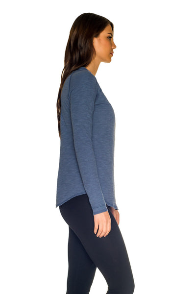 Dual Layer Crew Neck Raglan Thermal