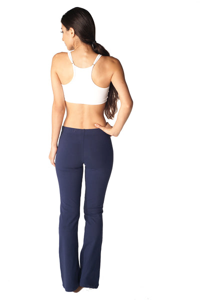 Cotton Lycra Yoga Pant - Intouch Clothing - 3