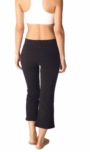 Combed Cotton Basics Jazz Capris - Intouch Clothing - 6