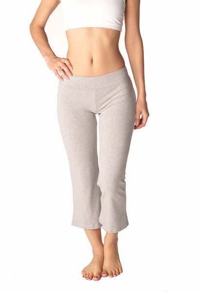 Combed Cotton Basics Jazz Capris - Intouch Clothing - 2