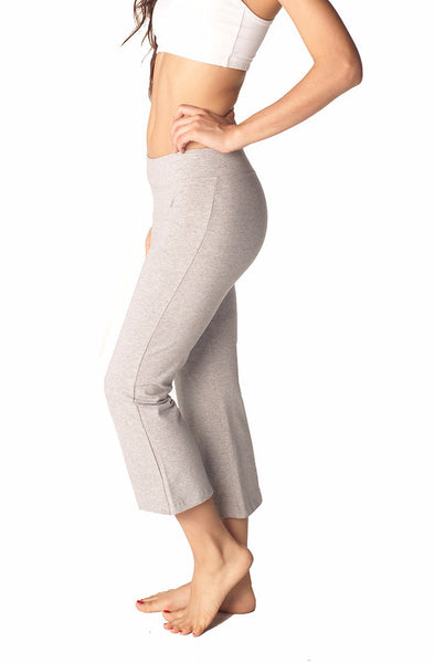 Combed Cotton Basics Jazz Capris - Intouch Clothing - 1
