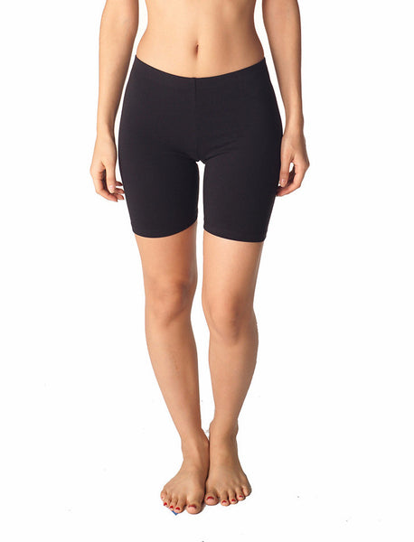 Beyond Clean Karma : Women's Organic Shorts - Intouch Clothing - 4