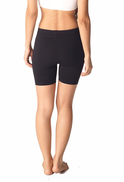 Beyond Clean Karma : Women's Organic Shorts - Intouch Clothing - 6