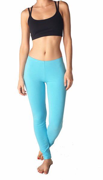 Combed Cotton Spandex Legging - Intouch Clothing - 7