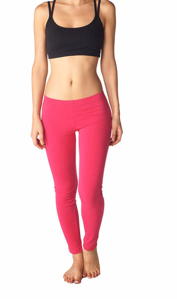 Combed Cotton Spandex Legging - Intouch Clothing - 13