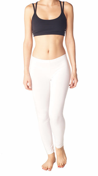 Combed Cotton Spandex Legging - Intouch Clothing - 25