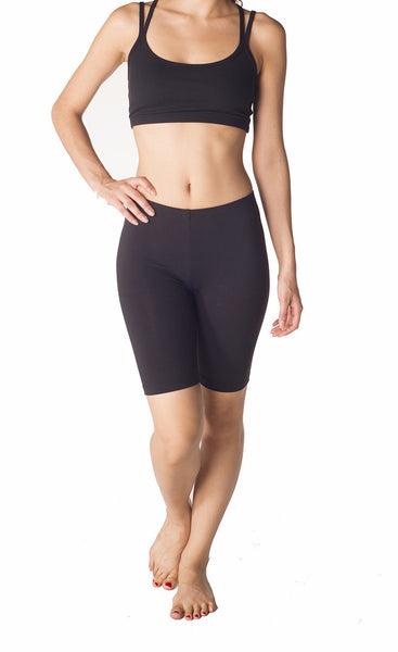 "The ""Sam"" Slender Supplex 7 Inch Short - Intouch Clothing - 1"