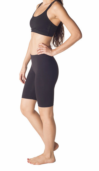 "The ""Sam"" Slender Supplex 7 Inch Short - Intouch Clothing - 2"