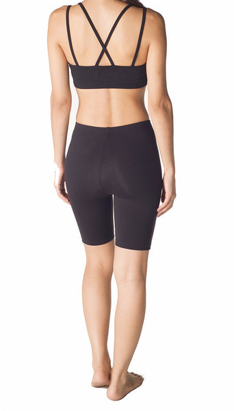 "The ""Sam"" Slender Supplex 7 Inch Short - Intouch Clothing - 3"