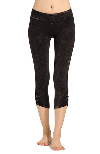 Tacked Fashion Legging - Intouch Clothing - 3