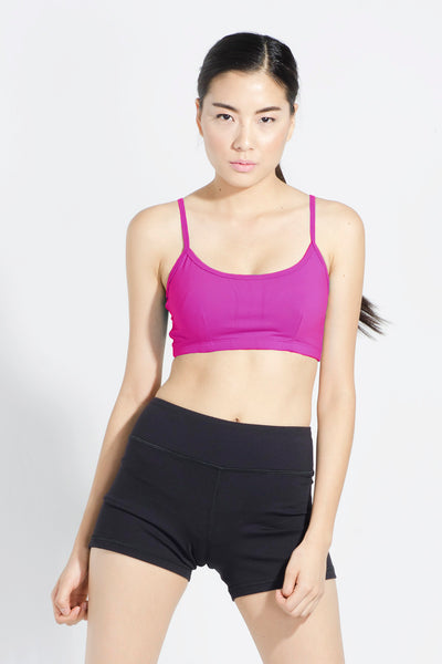 Invigorated Adjustable Padded Yoga Bra