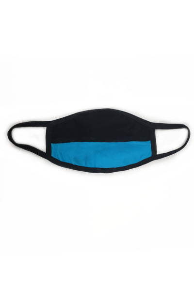 Unisex Double Layer Moisture Wicking Sport Mask