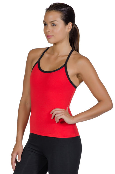 Yoga Camisole Tank - Intouch Clothing - 1