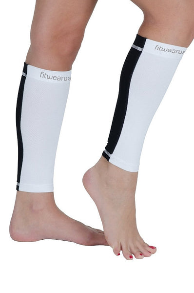 2 Pack (2) Fitwear USA FuturX Compression Sleeves - Intouch Clothing - 4