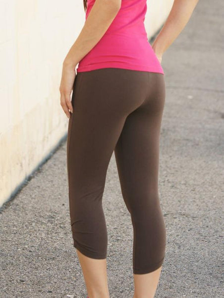 Tacked Fashion Legging - Intouch Clothing - 1