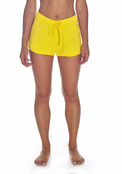Organic Cotton Energy Shorts