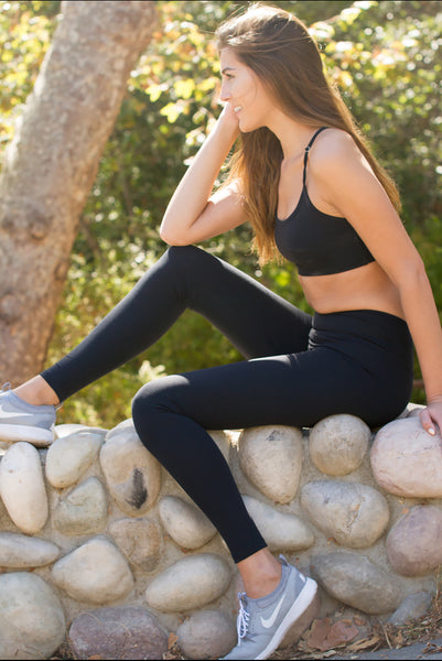 2 Pack of the B Inspired Yoga Tights Capris and Pants