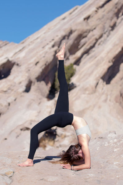 Go Beyond... Yoga High Waist Tummy Control Leggings