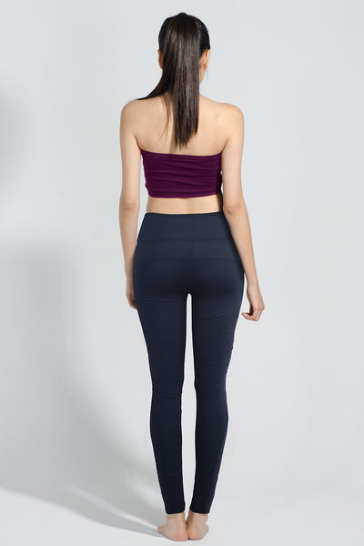 Mesh Sculpt High Waist Legging