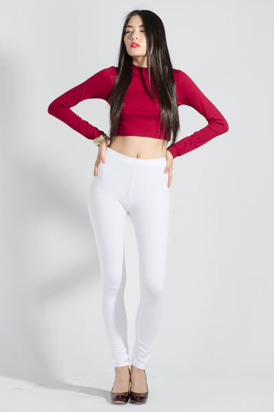 Beyond Clean Karma: Organic Cotton Leggings