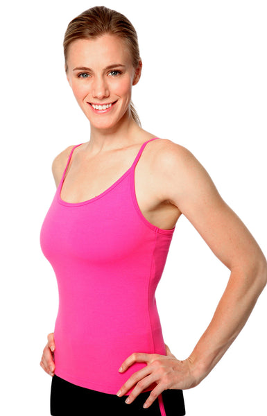 Camisole Tank with Built in Bra