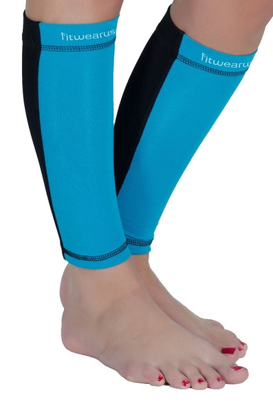 2 Pack (2) Fitwear USA FuturX Compression Sleeves - Intouch Clothing - 1
