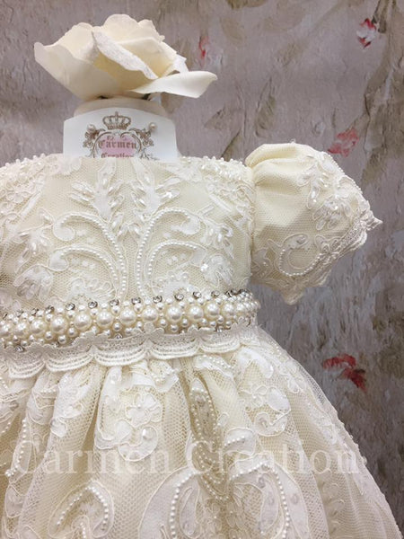 Touch of Vintage Baptism Gown