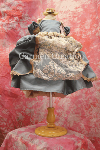 Baby Marie Antoinette Couture Dress
