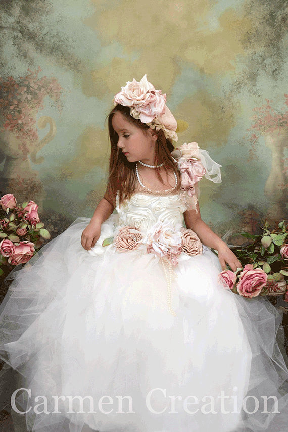 Vintage Fairy Dress – Carmen Creation