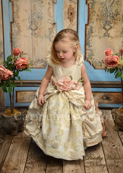 Rosemary Princess Dress