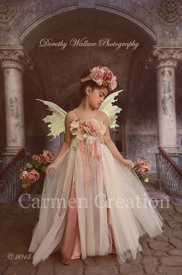 Dorothy Fairy Dress. – Carmen Creation
