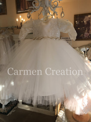 Madeline Baptism Dress