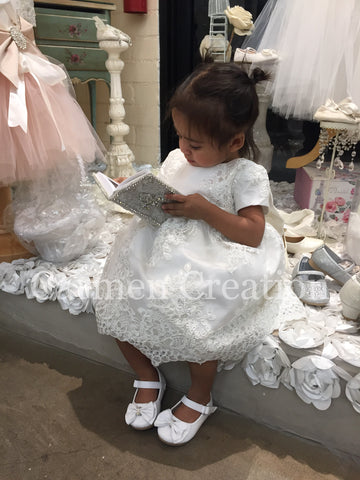 Rosemarie Baptism Dress