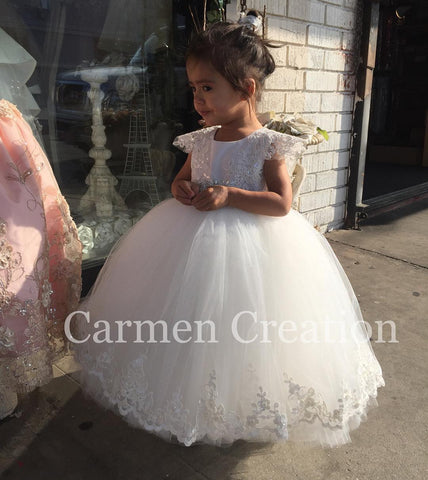 Sophia Baptism Dress
